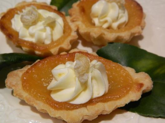 Le tart citron