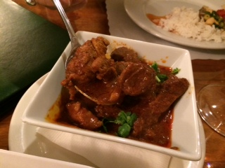 Northern Pork Stew infused with the exotic tastes of Thailand.