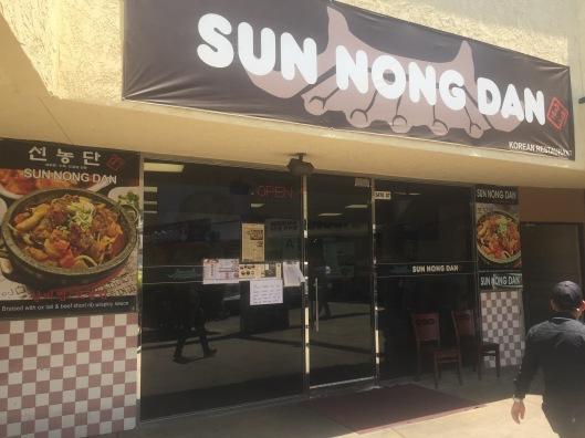Sun Nong Dan
